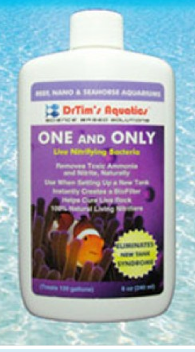 Dr Tims One and Only Nitrifying Bacteria Reef (475ml)